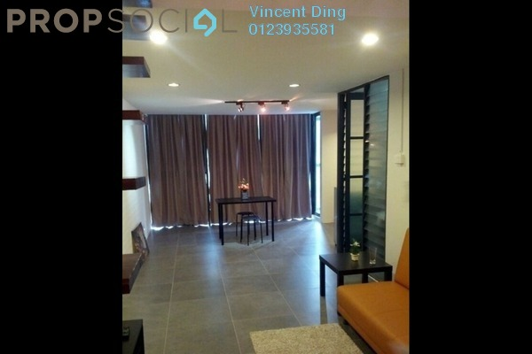 For Sale Condominium at Empire Damansara, Damansara Perdana Leasehold Fully Furnished 1R/1B 500k