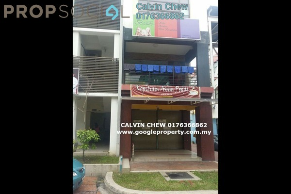 For Rent Shop at Putra Walk, Bandar Putra Permai Leasehold Unfurnished 1R/2B 2.7k