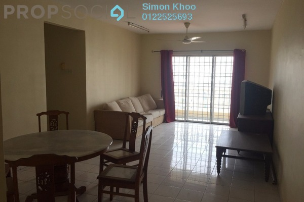 For Sale Condominium at Puncak Seri Kelana, Ara Damansara Leasehold Fully Furnished 3R/2B 490k