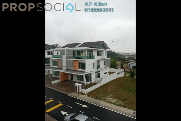 For Sale Semi-Detached at Ambrosia, Bandar Kinrara Leasehold Unfurnished 5R/4B 2.1m