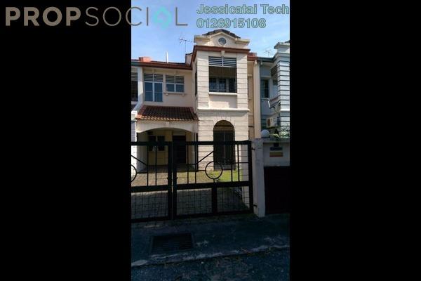 For Rent Terrace at USJ 11, UEP Subang Jaya Freehold Semi Furnished 4R/3B 1.3k