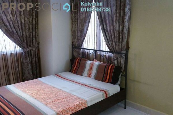 For Rent Serviced Residence at Main Place Residence, UEP Subang Jaya Freehold Fully Furnished 3R/2B 2.2k