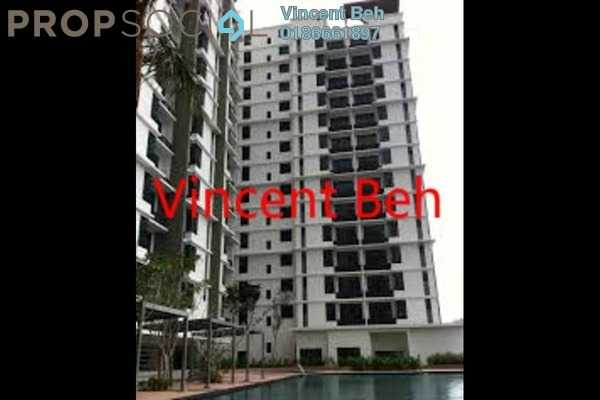For Sale Serviced Residence at Amaya Maluri, Cheras Leasehold Semi Furnished 1R/2B 500k