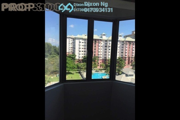 For Rent Apartment at Tasik Heights Apartment, Bandar Tasik Selatan Leasehold Semi Furnished 3R/2B 1k