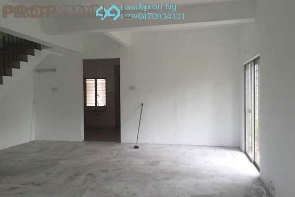 For Sale Terrace at Section 8, Bandar Mahkota Cheras Freehold Semi Furnished 4R/3B 740k