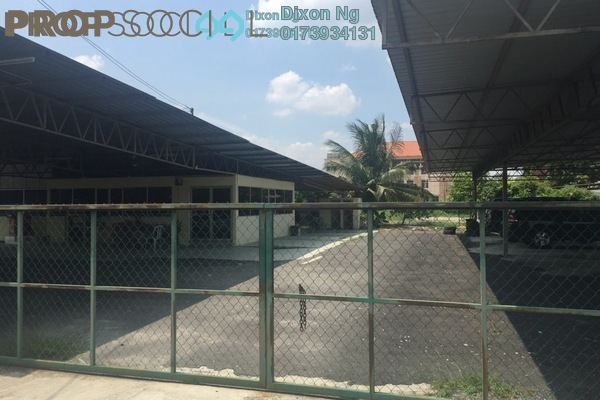 For Sale Factory at Mutiara Bukit Kemuning, Kota Kemuning Freehold Unfurnished 0R/0B 12m