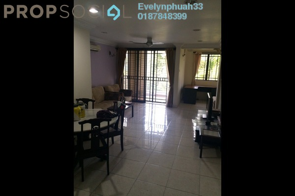 For Rent Condominium at Casa Tropicana, Tropicana Leasehold Fully Furnished 3R/3B 2k