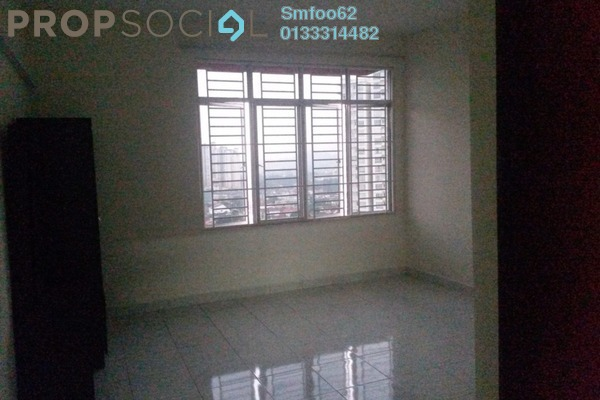 For Rent Condominium at Prima Setapak I, Setapak Leasehold Unfurnished 3R/2B 1.5k