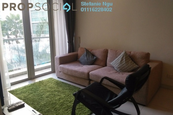 For Rent Condominium at Marc Service Residence, KLCC Freehold Fully Furnished 2R/2B 4.6k