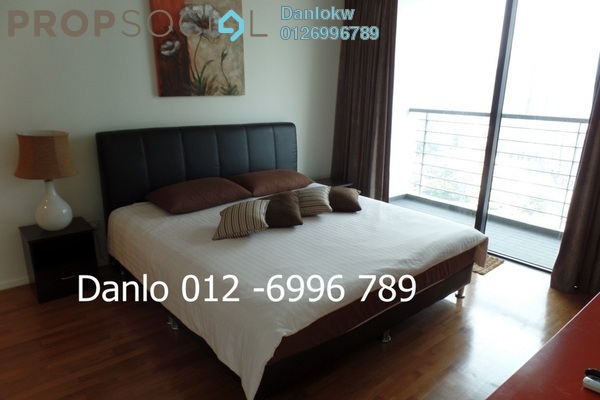 For Rent Condominium at Hampshire Place, KLCC Freehold Fully Furnished 2R/2B 6.5k