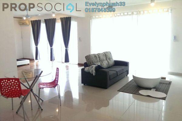 For Rent Condominium at Ritze Perdana 2, Damansara Perdana Leasehold Fully Furnished 1R/1B 2.3k
