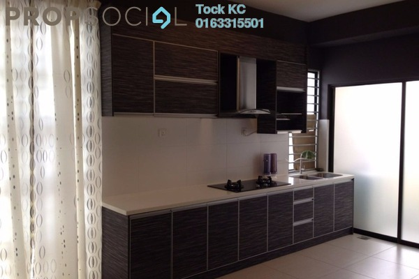 For Sale Townhouse at Odora Parkhomes, 16 Sierra Leasehold Fully Furnished 3R/3B 735k