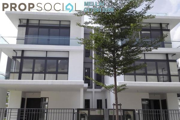 For Sale Semi-Detached at Grove, Sungai Besi Leasehold Unfurnished 4R/4B 2.8m