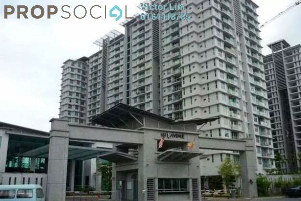 For Sale Condominium at USJ One Avenue, UEP Subang Jaya Leasehold Fully Furnished 3R/3B 700k