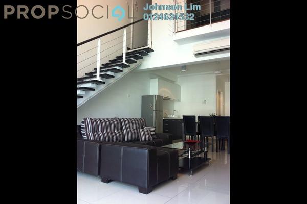 For Rent Duplex at The Scott Garden, Old Klang Road Freehold Fully Furnished 1R/2B 2.6k