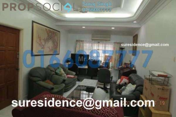 For Sale Semi-Detached at USJ 11, UEP Subang Jaya Freehold Semi Furnished 5R/5B 2.25m