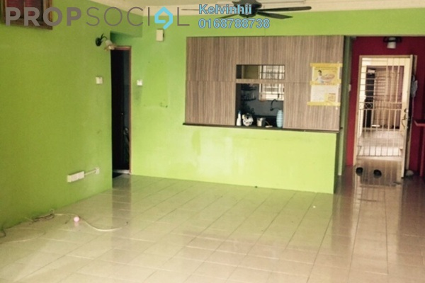 For Rent Condominium at Warisan Cityview, Cheras Leasehold Semi Furnished 3R/2B 1.7k