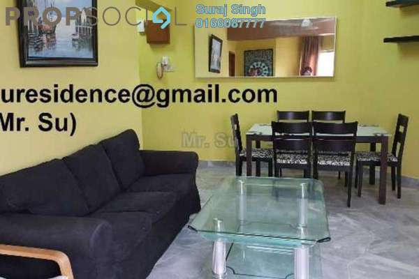 For Rent Condominium at Ayers Tower, Ampang Freehold Fully Furnished 1R/1B 1.1k