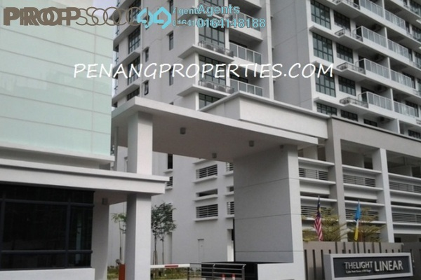 For Sale Condominium at The Light Linear, The Light Freehold Semi Furnished 3R/2B 1.25m