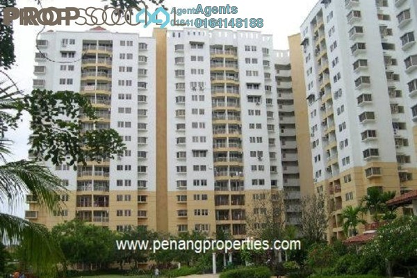 For Sale Condominium at Villa Emas, Bayan Indah Leasehold Semi Furnished 3R/3B 480.0千