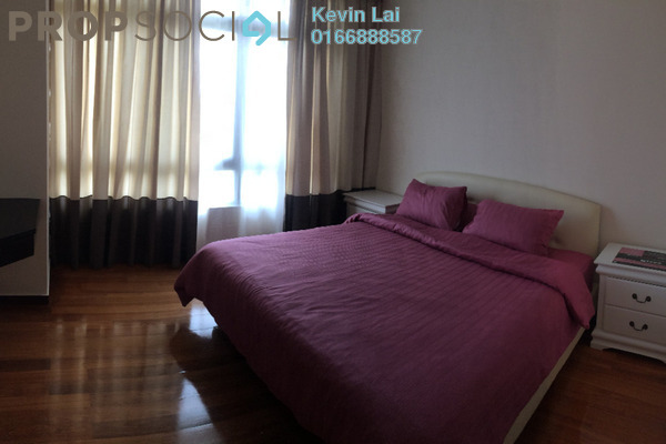 For Rent Serviced Residence at i-Zen Kiara II, Mont Kiara Freehold Fully Furnished 1R/1B 2.5k