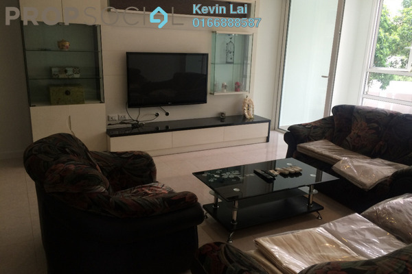 For Rent Condominium at Kiaraville, Mont Kiara Freehold Fully Furnished 3R/3B 6k