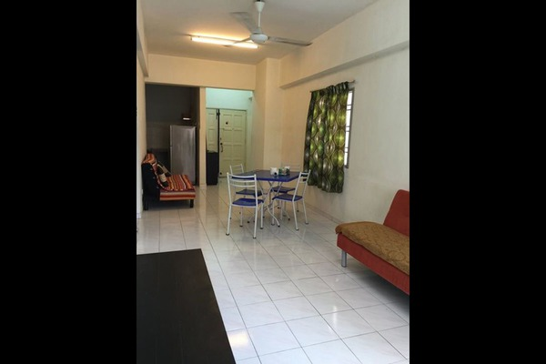 For Rent Condominium at Jalil Damai, Bukit Jalil Freehold Fully Furnished 3R/2B 1.2k