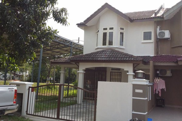 For Sale Terrace at Taman Putra Perdana, Puchong Leasehold Fully Furnished 3R/2B 445k