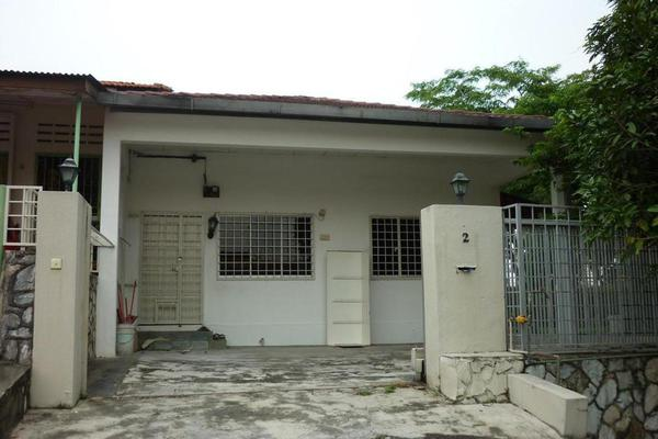 For Sale Terrace at Section 4, Petaling Jaya Leasehold Semi Furnished 4R/2B 460k