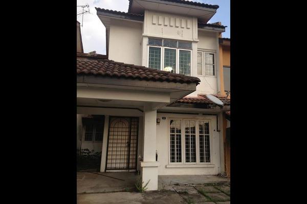 For Rent Terrace at Taman Wawasan, Pusat Bandar Puchong Freehold Unfurnished 4R/3B 1.35k