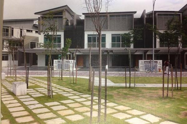 For Sale Terrace at D'Island, Puchong Leasehold Unfurnished 5R/5B 1.8m