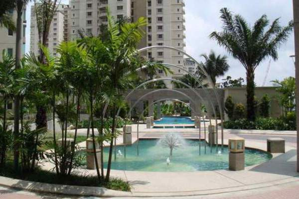 For Sale Condominium at Kiaramas Ayuria, Mont Kiara Freehold Semi Furnished 3R/3B 1.38m