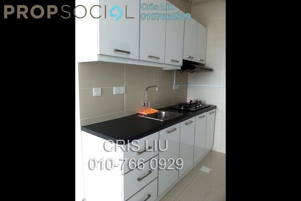 For Rent Serviced Residence at Amaya Maluri, Cheras Leasehold Semi Furnished 1R/2B 1.6k