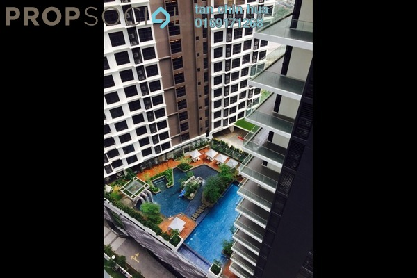 For Sale SoHo/Studio at Summer Suites, KLCC Leasehold Fully Furnished 0R/1B 525k
