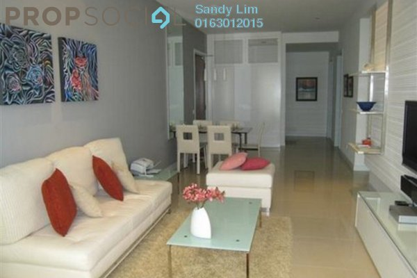 For Rent Condominium at Marc Service Residence, KLCC Freehold Fully Furnished 2R/2B 6.5k