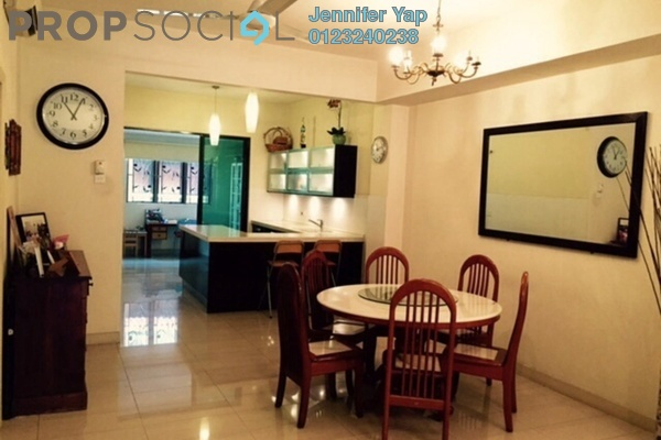 For Sale Terrace at SouthLake, Desa ParkCity Freehold Fully Furnished 3R/4B 2m