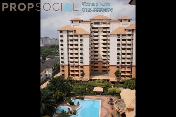 For Sale Condominium at Kelana Parkview, Kelana Jaya Freehold  3R/2B 235k