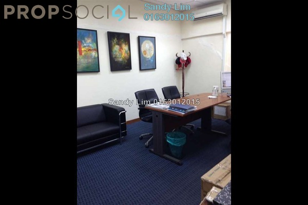 For Sale Office at Perdana The Place, Damansara Perdana Leasehold Fully Furnished 0R/0B 1.1m