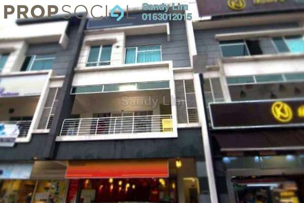 For Sale Shop at Zenith Corporate Park, Kelana Jaya Leasehold Fully Furnished 0R/0B 3.5m
