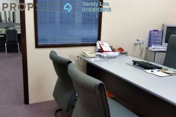 For Rent Office at Amcorp Serviced Suites, Petaling Jaya Leasehold Semi Furnished 0R/0B 5.3k
