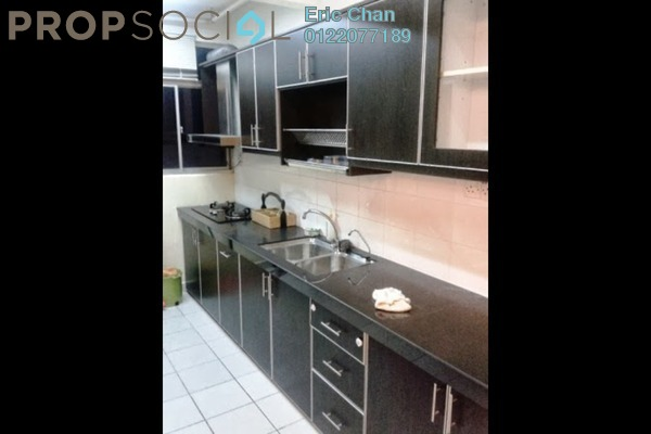 For Rent Apartment at Cahaya Permai, Bandar Putra Permai Leasehold Fully Furnished 3R/2B 1.3k