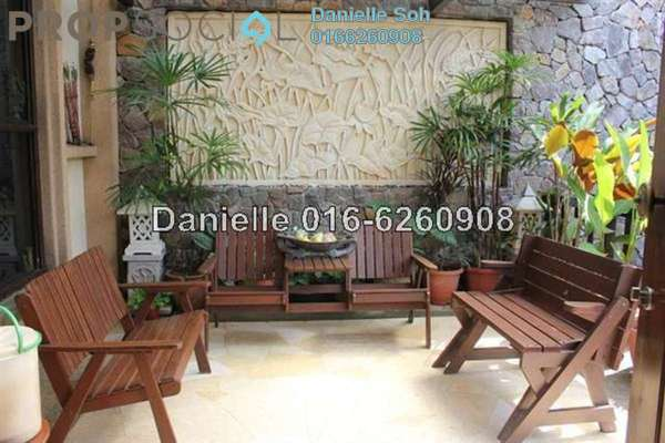 For Sale Bungalow at Villa Ledang, Damansara Heights Leasehold Semi Furnished 4R/5B 10.5m
