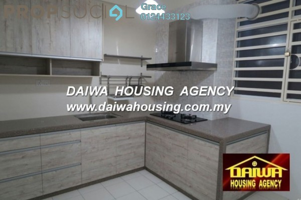 For Rent Condominium at Elit Heights, Bayan Baru Freehold Fully Furnished 4R/2B 2.4k