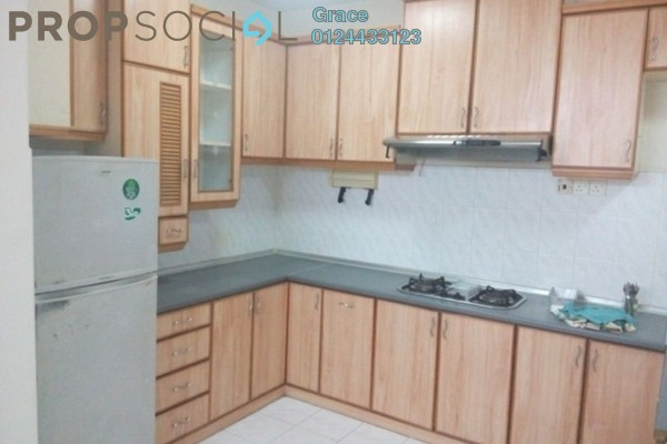 For Rent Condominium at Pearl Villas, Petaling Jaya Freehold Semi Furnished 3R/2B 1.3k