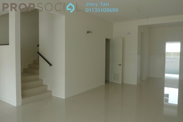 For Sale Terrace at Fairfield Residences @ Tropicana Heights, Kajang Freehold Unfurnished 4R/3B 830k