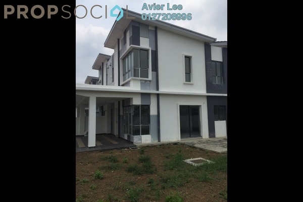 For Rent Semi-Detached at Setia Impian, Setia Alam Freehold Unfurnished 4R/3B 2.5k