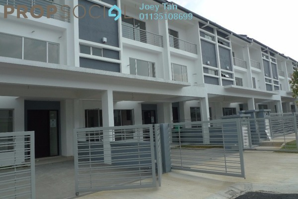 For Rent Terrace at Fairfield Residences @ Tropicana Heights, Kajang Freehold Semi Furnished 5R/5B 3k