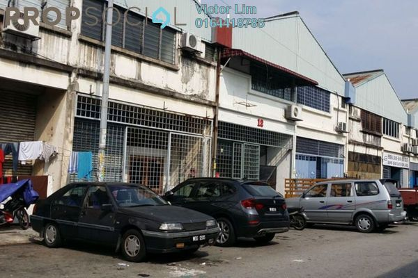 For Sale Factory at SD5, Bandar Sri Damansara Freehold Semi Furnished 0R/2B 1.2m