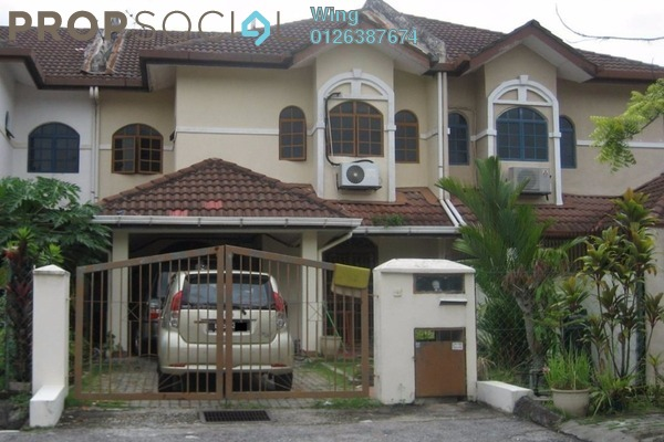 For Sale Terrace at Section 6, Kota Damansara Leasehold Semi Furnished 4R/3B 710k