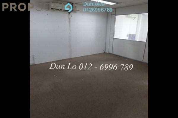 For Rent Office at Megan Avenue 1, KLCC Freehold Semi Furnished 4R/2B 3.8k